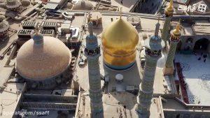 برآستان کریمان | خبر امام صادق پیرامون حضرت معصومه